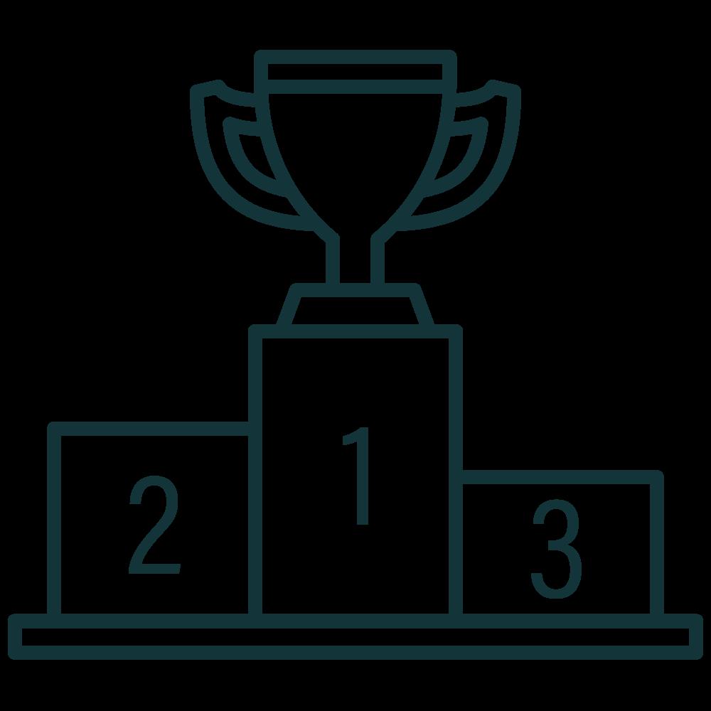 icone podium classement