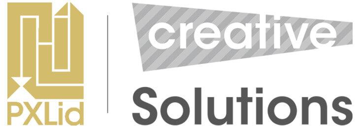 Logo PXLid Creative Solutions tramelan